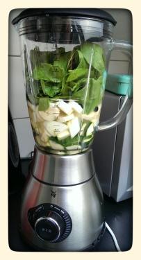 Spirulina-Zucchini-Smoothie I
