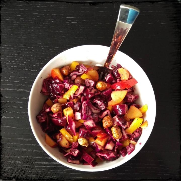 150802 südafrikanischer rotkohl-salat