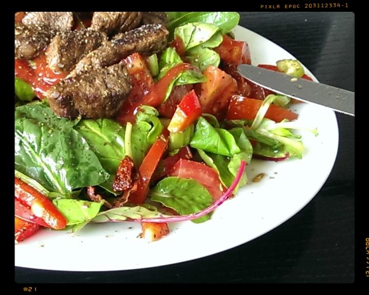 150913 salat mit rindersteak