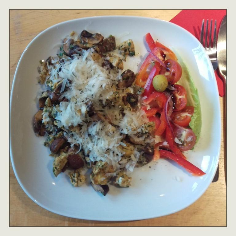 160408 champignon-omelette
