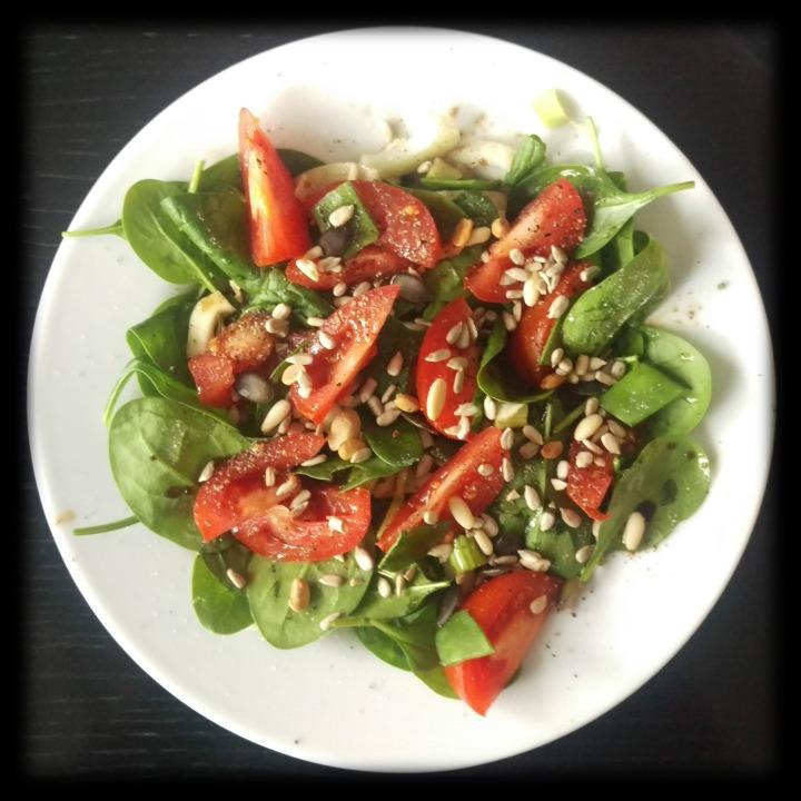160423 fenchel-babyspinat-salat