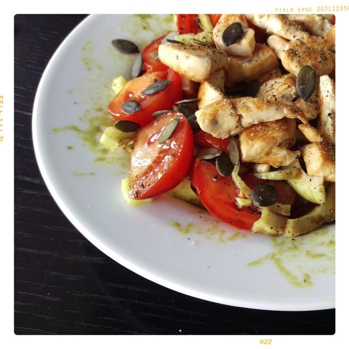 160523 fenchel-tomaten-hühnchen-salat