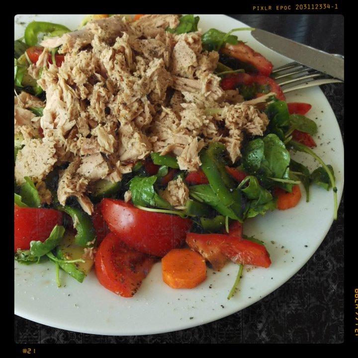 160827 salat m tunfisch