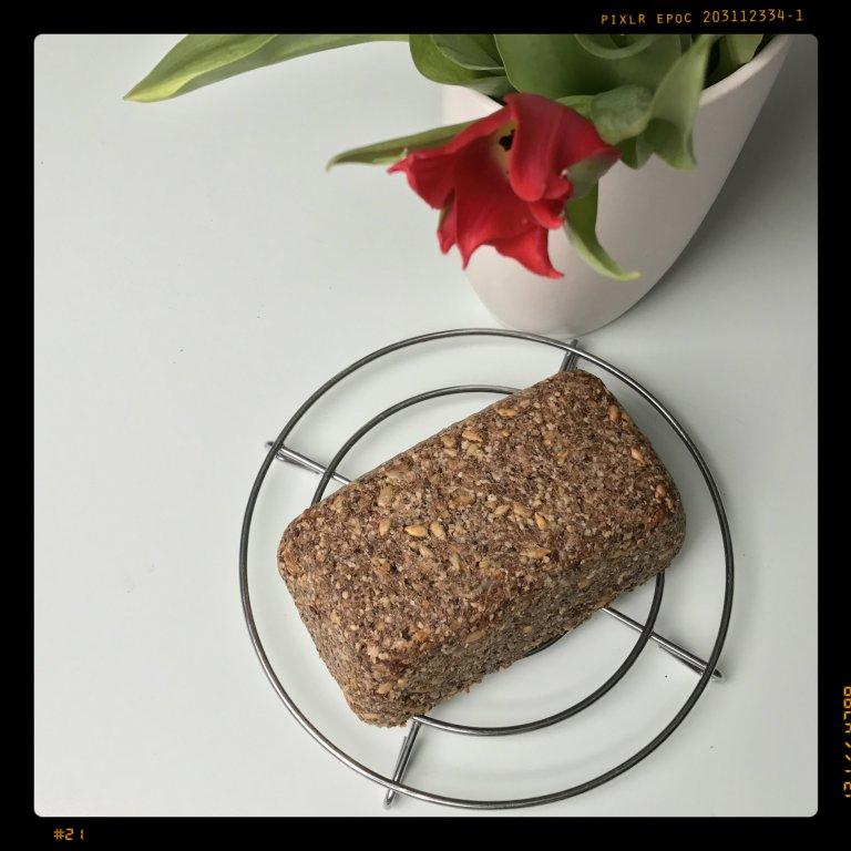 dinkel brot mit sonnenblumenkernen und waln ssen schlemm dich fit. Black Bedroom Furniture Sets. Home Design Ideas